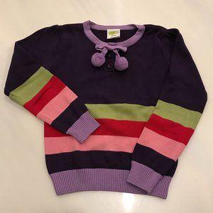 Crazy 8 Girls Long Sleeve Sweater - Size 7-8